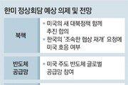[단독]반도체 고리로 한미협력 강화… 백신-북핵 동맹이슈 시험대