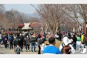 '가정의달' 인파 몰리는 국립공원·동물원 '방역활동 강화'