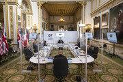 """2년만에 모인 G7 외교장관…""""주요 민주 국가들 한자리에"""""""