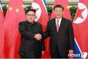 한미에 '경고'한 북한…북중 정상회담 3주년은 대대적 선전