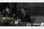 한미일 외교장관, 중국 논의않고 북핵문제 집중…韓 정부 배려?
