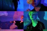 방탄소년단 뷔·제이홉·지민, 새 싱글 콘셉트 클립 공개…자유분방
