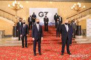 """정의용, G7회의서 """"공평한 백신 접근 위한 국제공조 절실"""""""
