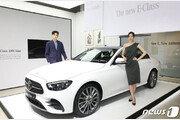 4월 수입차 2만5천대 판매…베스트셀링카는 벤츠 E250