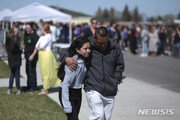 美 아이다호 중학교서 총격…남학생 체포