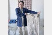 "'22kg 감량' 서경석, 1년 전 입은 바지 보고 깜짝 ""돌아가지 않으리"""