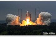 """美 우주기업 """"中 로켓 잔해, 9일 뉴질랜드 인근 추락 전망"""""""