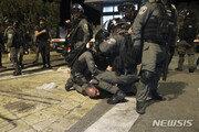 피의 라마단…예루살렘서 경찰·팔레스타인 충돌로 220여명 부상