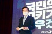 """이낙연 """"의회주의자 이한동, 통 큰 정치 보여준 거목…잊지 않겠다"""""""