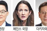 """""""한미일 정보수장, 이번주 도쿄 회동 조율"""""""