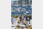 승전국 러시아-패전국 독일 '다른 풍경'의 제2차 대전 종전기념일