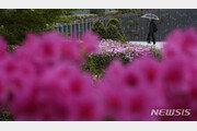 [날씨]출근길 전북·경북 등 비…일교차 15도, 미세먼지 '좋음'