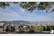 벌써 '초여름'…서울 낮 최고 25.5도, 올해 세번째 더운 날씨