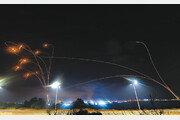 이- 팔, 동예루살렘 충돌… 로켓포 공격에 전투기 공습 맞불