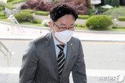 """'이성윤 거취' 말 아낀 박범계 """"김학의, 별장 성접대부터 전체 살펴야"""""""