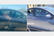 테슬라 뒷좌석 앉아 고속도로 달린 美 자율주행 운전자 체포
