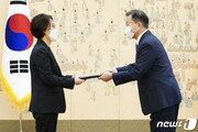 '기사회생' 임혜숙, 첫 과기정통부 여성 장관 타이틀 지켰지만…과제 산적
