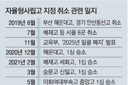 """법원 """"중앙고-이대부고 자사고 취소 위법""""… 교육당국 4연속 패소"""