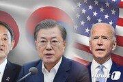 """""""한미일, 내달 英 G7회의때 3국 정상회담 추진"""""""