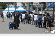 경기 하루새 161명 확진…요양병원 등 집단감염지발 지속