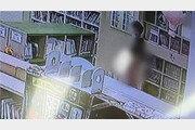 아파트 단지 내 도서관서 어린이 향해 음란행위 한 20대 男 구속