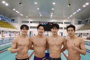 황선우, 남자 계영 800m·혼계영 400m서도 한국 신기록
