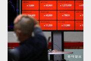 머스크 트윗 하나에 비트코인 또 8% 급락