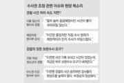 """수사권 조정 이후… 警 """"사건 처리 폭증"""" 檢 """"야근 줄었다"""""""