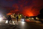 美 LA 대형 산불에…엉뚱한 사람 용의자 수배한 '시민 안전 앱'