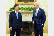 文-바이든, 한국 미사일 사거리 제한 푼다