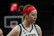 WNBA 박지수, LA전 2점·3리바운드·3블록슛·1어시스트