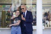 5세 입맛 바이든, 아이스크림 사랑 과시