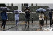 [날씨] 31일 출근길 비 최대 80㎜ 강한 비…낮 최고 19~29도