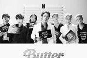 방탄소년단, '버터' 뮤직비디오 3억뷰 돌파…통산 16번째