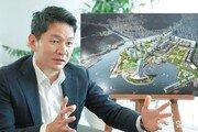 """""""거제를 한국의 시드니로""""… 일자리 3만개 해양도시 산파역"""