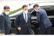 김오수-김진욱 첫 대면… '사건 이첩 갈등'은 논의 안해
