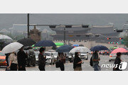 전국 곳곳 오후부터 빗방울 뚝뚝…낮 최고 31도 무더위