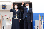 文대통령, 英 G7 참석차 출국…유럽 3개국 순방 시작
