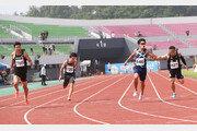 김국영, 올해 첫 100m 레이스서 우승…10초34