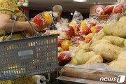 가계소득 0.4% 오를때 '밥상물가 14.8% 급등'…팍팍한 서민살이