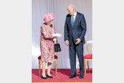 """바이든 """"英여왕, 시진핑-푸틴에 대해 알고 싶어해"""""""