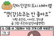 [만화 그리는 의사들]〈185〉깡(강)소주는 안 좋아요