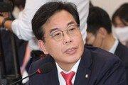 '당직자 폭행' 탈당 송언석, 2달 만에 국민의힘 복당 신청