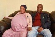 '남아공 열쌍둥이' 가짜 출산 의혹…부부간 진흙탕 설전