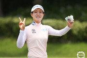 박민지 질주는 어디까지…한국여자오픈 우승권 도약