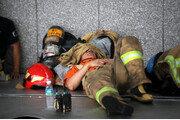 '쿠팡 화재' 불이 있는 한 소방관은 편히 쉴 수 없다[청계천 옆 사진관]