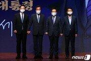 反이재명 연대?…'경선 연기파' 이낙연·정세균·이광재 공동토론회