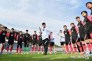 김학범호 22일 소집…도쿄올림픽 '최종 옥석 가리기'