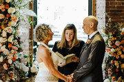 '알츠하이머' 남편과 올린 두번째 결혼식