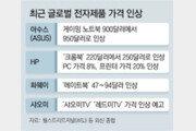 """""""반도체 부족, 소비자 충격 현실화""""… 노트북 등 IT기기 가격 줄인상"""